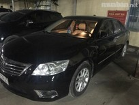 Cần bán lại xe Toyota Camry năm 2010, màu đen, nhập khẩu, còn mới, 700 triệu