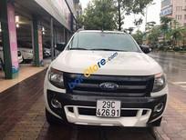 Bán Ford Ranger Wildtrak đời 2014, màu trắng chính chủ, giá chỉ 600 triệu