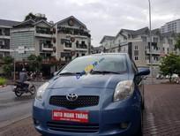 Cần bán lại xe Toyota Yaris 1.3 AT đời 2008, màu xanh lam, nhập khẩu chính chủ