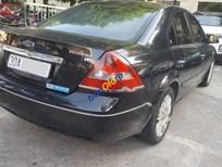 Bán Ford Mondeo 2.5 AT đời 2004, màu đen chính chủ