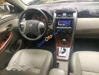 Bán Toyota Corolla altis đời 2008, màu đen xe gia đình, 439tr