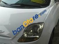 Cần bán xe Chevrolet Spark sản xuất năm 2010, màu trắng, giá chỉ 162 triệu