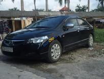 Bán Honda Civic 1.8 MT đời 2008, màu đen