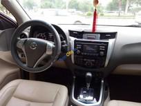 Cần bán gấp Nissan Navara VL đời 2015, màu đỏ, xe nhập, giá 578tr