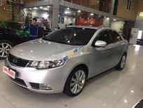 Cần bán lại xe Kia Cerato 1.6 AT 2011, màu bạc, nhập khẩu nguyên chiếc