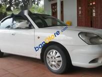 Bán ô tô Daewoo Nubira đời 2003, màu trắng