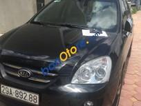 Bán ô tô Kia Carens 2.0 AT đời 2010, màu đen