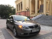 Cần bán xe Kia Forte SLi 1.6 AT đời 2010, màu xám, nhập khẩu nguyên chiếc