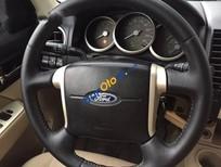 Cần bán lại xe Ford Everest MT đời 2008, màu đen giá cạnh tranh