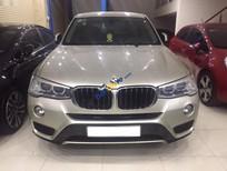 Cần bán BMW X3 xDrive20i đời 2014, màu vàng, nhập khẩu