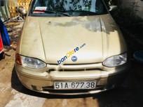 Cần bán xe Fiat Siena ELX 1.3 đời 2003, màu vàng, 90 triệu