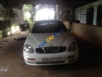 Cần bán lại xe Daewoo Leganza MT năm 2003, màu trắng, 137tr
