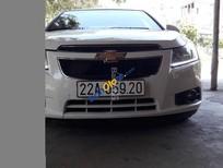 Cần bán lại xe Chevrolet Cruze sản xuất năm 2010, màu trắng