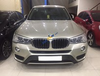 Bán BMW X3 xDrive20i đời 2014, màu vàng, nhập Mỹ