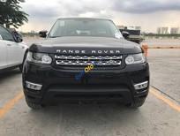 Bán ô tô LandRover Range Rover Sport SE 2017 màu đen, 0918842662 tặng bảo dưởng, bảo hành