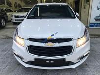 Cần bán xe Chevrolet Cruze LTZ 1.8 AT đời 2015, màu trắng