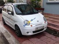 Bán Daewoo Matiz SE đời 2005, màu trắng