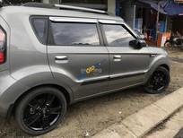 Bán ô tô Kia Soul 1.6AT sản xuất năm 2010, màu xám, xe nhập, giá chỉ 330 triệu