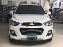 Bán xe Chevrolet Captiva đời 2017, màu trắng giá tốt
