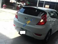Bán Hyundai Accent Hatchback sản xuất 2013, màu trắng, xe nhập