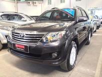 Bán Toyota Fortuner sản xuất 2013, màu xám, giá tốt