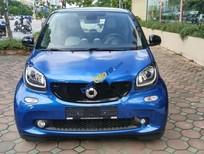 Cần bán xe Smart Fortwo năm 2015, màu xanh lam, xe nhập