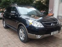 Cần bán gấp Hyundai Veracruz 3.0 V6 CRDI năm sản xuất 2009, màu đen, xe nhập, 795 triệu