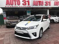 Cần bán Toyota Yaris 1.3G đời 2015, màu trắng, nhập khẩu nguyên chiếc, giá tốt