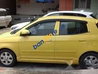 Cần bán Kia Morning AT đời 2009, màu vàng