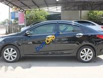 Cần bán lại xe Hyundai Accent AT đời 2011, màu đen số tự động, giá chỉ 415 triệu