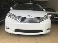 Cần bán gấp Toyota Sienna Limited đời 2014, màu trắng, nhập khẩu chính hãng, như mới