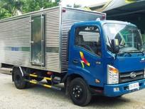 Xe tải Veam VT252-1 tải trọng 2,4 tấn vào thành phố, thùng dài 4,1m, máy Hyundai đời 2017