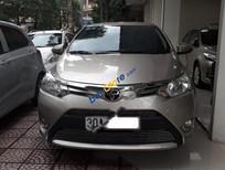 Bán ô tô Toyota Vios E đời 2015 chính chủ, giá 490tr