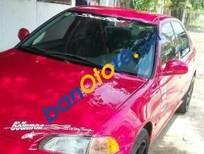 Bán ô tô Honda City năm sản xuất 1993, màu đỏ, giá chỉ 165 triệu