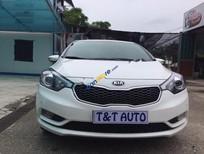 Cần bán lại xe Kia K3 2.0 AT đời 2016, màu trắng