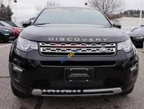 Bán LandRover Discovery Sport SE năm 2017, màu đen, nhập khẩu