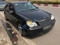 Chính chủ bán xe Mercedes C240 đời 2004, màu đen