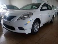 Bán ô tô Nissan Sunny XV-SE đời 2017, màu trắng giao ngay, hỗ trợ tài chính