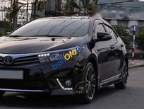 Bán xe Toyota Corolla altis 2.0V đời 2014, màu đen