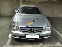 Cần bán xe Mercedes CLS class sản xuất 2009, màu bạc chính chủ