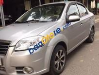 Bán Daewoo Gentra đời 2010, màu bạc như mới, 172tr