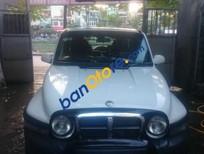 Cần bán Ssangyong Korando MT đời 2005, màu trắng, nhập khẩu số sàn giá cạnh tranh
