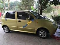 Bán Chery QQ3 sản xuất 2011, màu vàng chanh