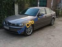 Cần bán lại xe BMW 3 Series 325i đời 2004, màu nâu, giá 250tr