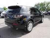 Bán LandRover Discovery Sport SE năm 2017, màu đen, nhập khẩu nguyên chiếc