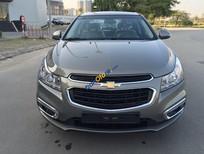Bán Chevrolet Cruze LT 1.6MT sản xuất năm 2017, màu nâu