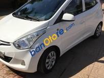 Bán Hyundai Eon đời 2011, màu trắng, xe gia đình sử dụng, chạy được 50000km
