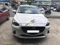 Cần bán lại xe Mazda 2 đời 2016, màu trắng số tự động
