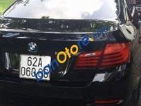 Cần bán gấp BMW 5 Series sản xuất 2016, màu đen, nhập khẩu