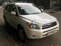 Cần bán lại xe Toyota RAV4 Limited 2.4 AT đời 2008, màu trắng, nhập khẩu mới chạy 69000km